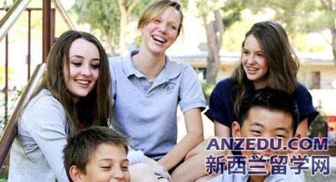 什么时候去新西兰读高中