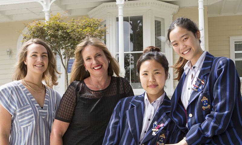 Diocesan School For Girls,奧克蘭拔萃女子學校