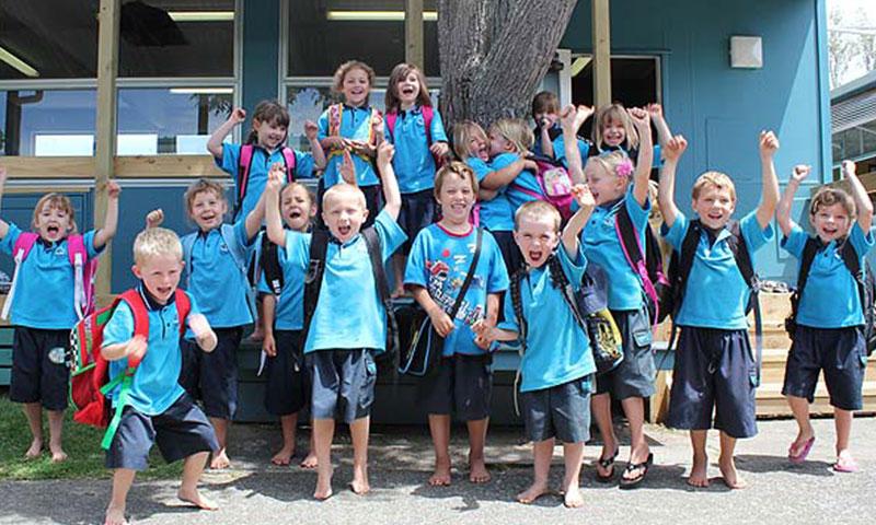 Whangaparaoa School,鲸鱼湾公立小学