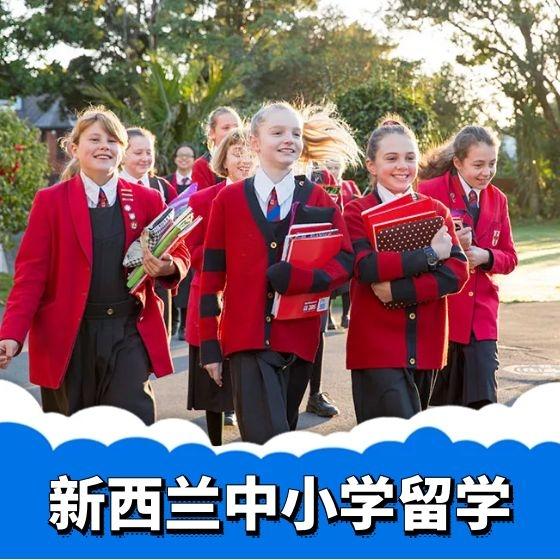 新西兰中小学生留学