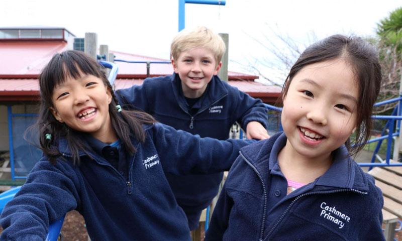 Cashmere Primary school,开司米小学
