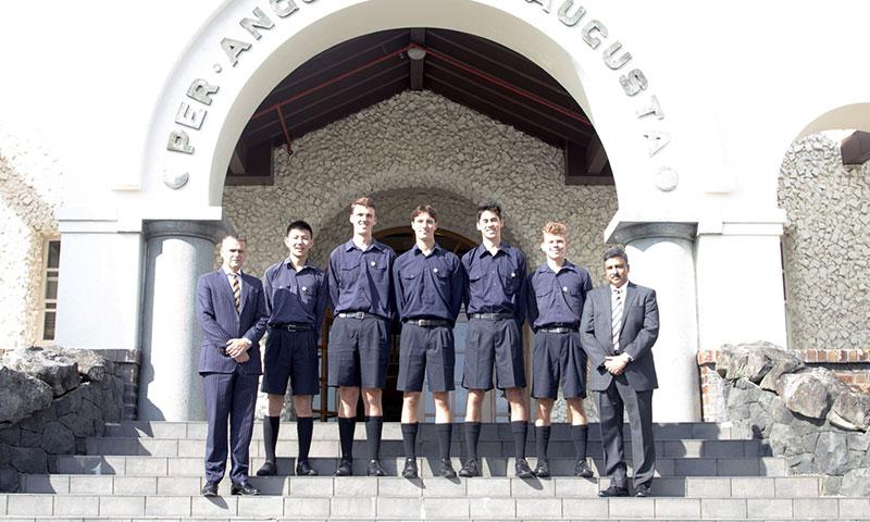 Auckland Grammar School,奥克兰文法学校